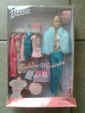 Barbie Fashion Wardrobe Doll  FREE SHIPPING