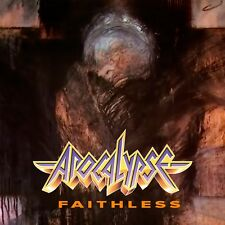 APOCALYPSE - Faithless +1 / New CD 1993/2016 Remastered / Thrash Metal / Swiss