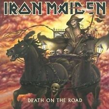 Iron Maiden Death on The Road 2 X Vinyl LP Picture Disc 2005 &