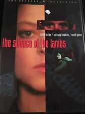 The Silence of the Lambs (DVD) Criterion Collection