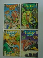 Plastic Man set #1-4 8.0 VF (1988 2nd Series)