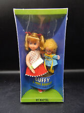 sealed 1967 vintage Mattel BUFFY & Mrs. BEASLEY doll set MISB Family Affair NIB