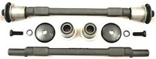 Chev 1965 - 1970 Upper Control Arm Shaft Kits (Pair) (offset to correct camber)