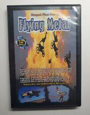 Flying Metal Extreme Sports DVD Shrapnel Films