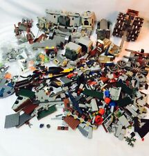 Lego King's Castle Siege (7094) and Parts from other sets...see pictures