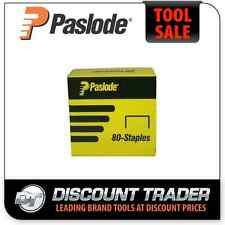 Paslode 80 Series 10mm Staples - A10011