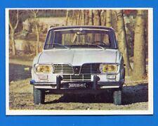 AUTO FLASH - Ed.COX - Figurina/Sticker n. 86 - RENAULT 16 -New