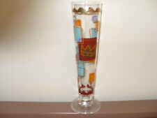 RARE 2003 RITZENHOFF CRYSTAL BEER GLASS MATTHIAS BENDER DESIGN SIGNED