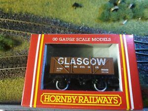 Hornby R136 Glasgow Special Edition Wagon Boxed Vvgc