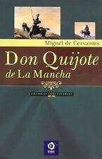 Don Quijote de la Mancha (Clasicos Inolvidables) - Good - de Cervantes, Miguel -