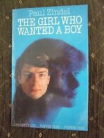 The Girl Who Wanted A Boy,Paul Zindel  ,Puffin Books,0