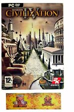 Sid Meier's Civilization IV 4 PC Game Boxed RTS Strategy