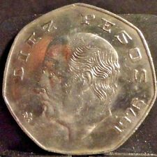 CIRCULATED 1976 10 PESOS MEXICAN COIN (110716)1