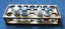 Sphere Products - Small Paint Rack for Vallejo, Scale 75, Andrea type paints