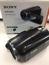 Sony HDR-PJ670 Camcorder - Black - OPEN BOX