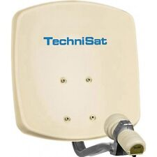 Technisat DigiDish 33 + Single LNB Beige Sat/Installation SAT Anlage SAT Antenn