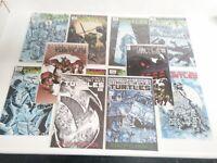 TMNT Teenage Mutant Ninja Turtles IDW Variant Lot 12 Books NM