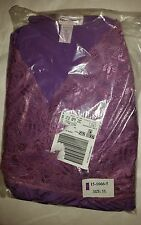 New In Pkg Beautiful Lilac Purple Lace Top AMOUREUSE Plus Sz 5X Long Night Gown