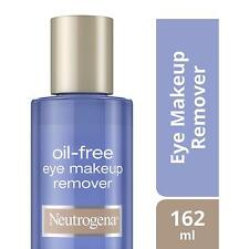 Original Neutrogena Oil Free Eye Makeup Remover 162ml Free Shipping