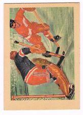 1956 Adventure Hockey Card Gordie Howe (EX/MT+)