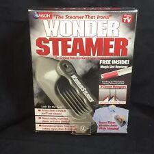EMSON Wonder Steamer  Lightweight Portable Travel Iron Preowned