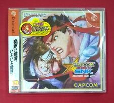 Capcom Vs SNK - Millennium fight 2000 - SEGA - DC - DREAMCAST - NUEVO