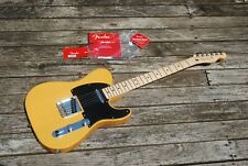 Fender Telecaster Special Edition Deluxe Ash 2019 Butterscotch Blonde Hot Standa