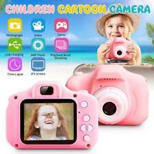 Kids Camera Children Digital Cameras For Girls Toys Toddler Video Birthday UK