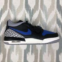 Nike Jordan Legacy 312 Low GS Sneakers Youth Boy Royal Blue Size 6.5Y CD9054-041
