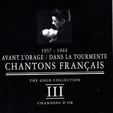 Chansons Francais 1937 - 1944 Gold Collection (2 CDs)