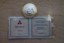 China 2006 Silver 1 Oz Panda Coin - Beijing Coin Exposition '06