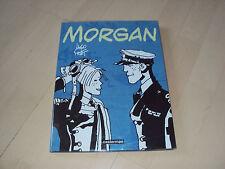 BD  MORGAN  par Hugo Pratt (EO 1999)