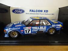 1:18 Ford XD Falcon Bathurst Winner 1981 Dick Johnson / John French Biante
