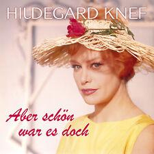 Knef, Hildegard - Aber schön war es doch CD *NEU*OVP*