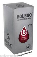 Bolero DRINKS – Cherry (Kirsche) - 12 Beutel für 18-36 Liter Getränk