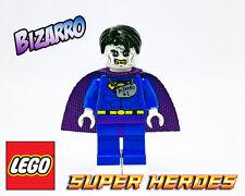 LEGO Custom Minifigure - BIZARRO - SDCC Exclusive Figure - SUPER HEROES