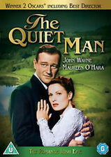 The Quiet Man DVD- John Wayne Maureen O'Hara Filmed in Cong Ireland - A Classic