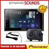 "Pioneer SPH-DA130DAB 6.2"" Screen DAB+ Bluetooth CarPlay Stereo + Reversing Cam"