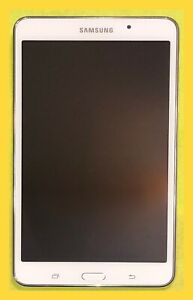 """Samsung Galaxy Tab4 7"""" 8GB SM-T230NU Pre-Owned with Case"""