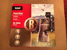 New in Box! Bushnell 10x50 Powerview Binocular (Realtree Camo ) 131055U