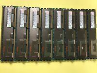 HYNIX 32GB (4x 8GB) PC3-10600R DDR3-1300 REGISTERED ECC MEMORY HMT31GR7CFR4A-H9