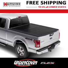 15-20 Ford F-150 6.5' Bed UnderCover Flex Tonneau Hard Fold Cover