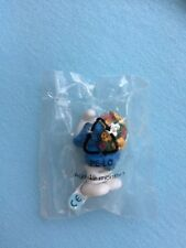 Smurf with Flowers Figure