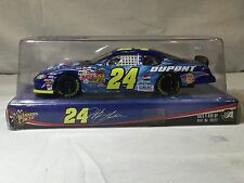2004 Winners Circle. Nascar #24 Jeff Gordon Pepsi/Dupont 1:24 Scale Stock' Car