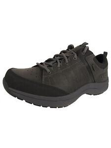 Dunham Mens Seth Waterproof Lace Up Oxford Shoes