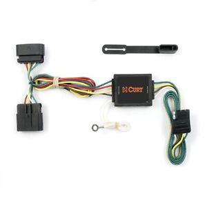 Curt 55510 Custom Wiring Harness for GMC Canyon/Chevy Colorado/Isuzu i-280