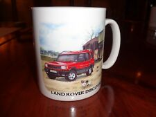 Norfolk China Ceramic Mug LAND ROVER DISCOVERY