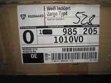 Oberteil Querteil kompl f Zarge Typ 4 Kilsgaard 1010V0 Weißlack 1985 x 985 W 205