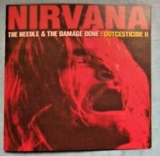 Nirvana -Outcesticide II The Needle & the Damage done