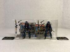 G.I. Joe 50th The Viper's Pit Cobra Trooper X 2